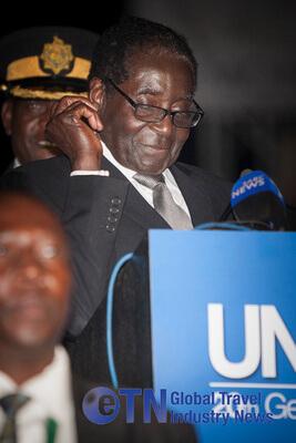 Former Zimbabwe President Robert Mugabe passed