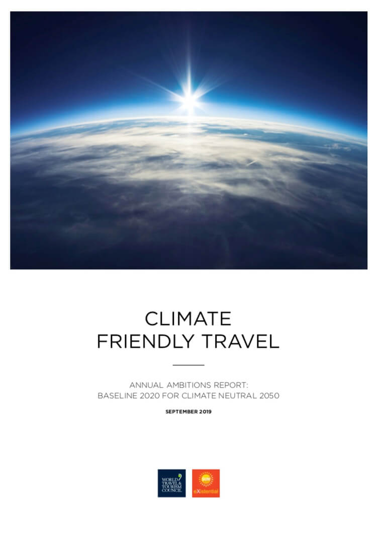Call for increased climate crisis response from Travel & Tourism