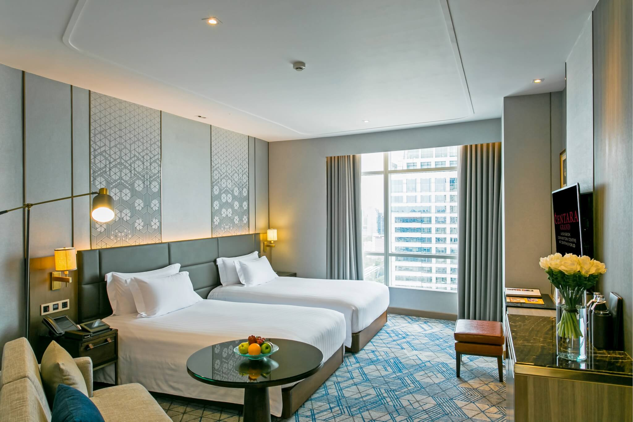 Centara Begins THB 650 Million Room Upgrade at Flagship Bangkok Hotel