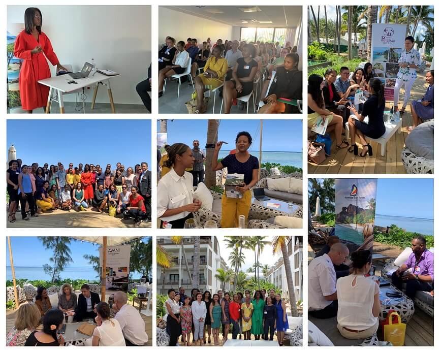 Seychelles Tourism Board led Local Trade Partners on Réunion Roadshow