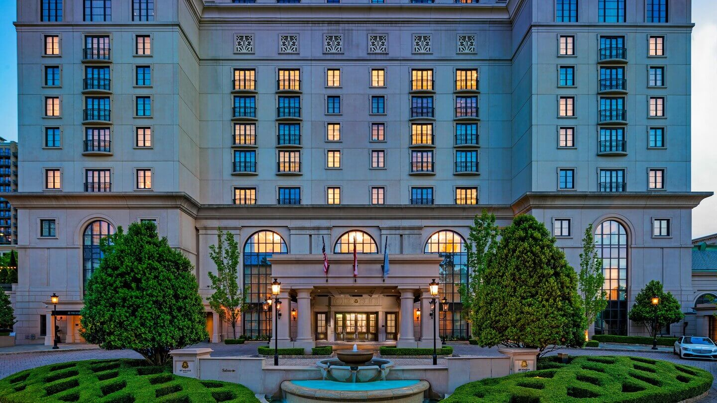 The St. Regis Atlanta and CURE Childhood Cancer Continue Partnership for Upgraded Third Annual Out of the Kitchen