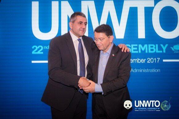 UNWTO shut doors on Dr. Taleb Rifai, former UNWTO Secretary-General