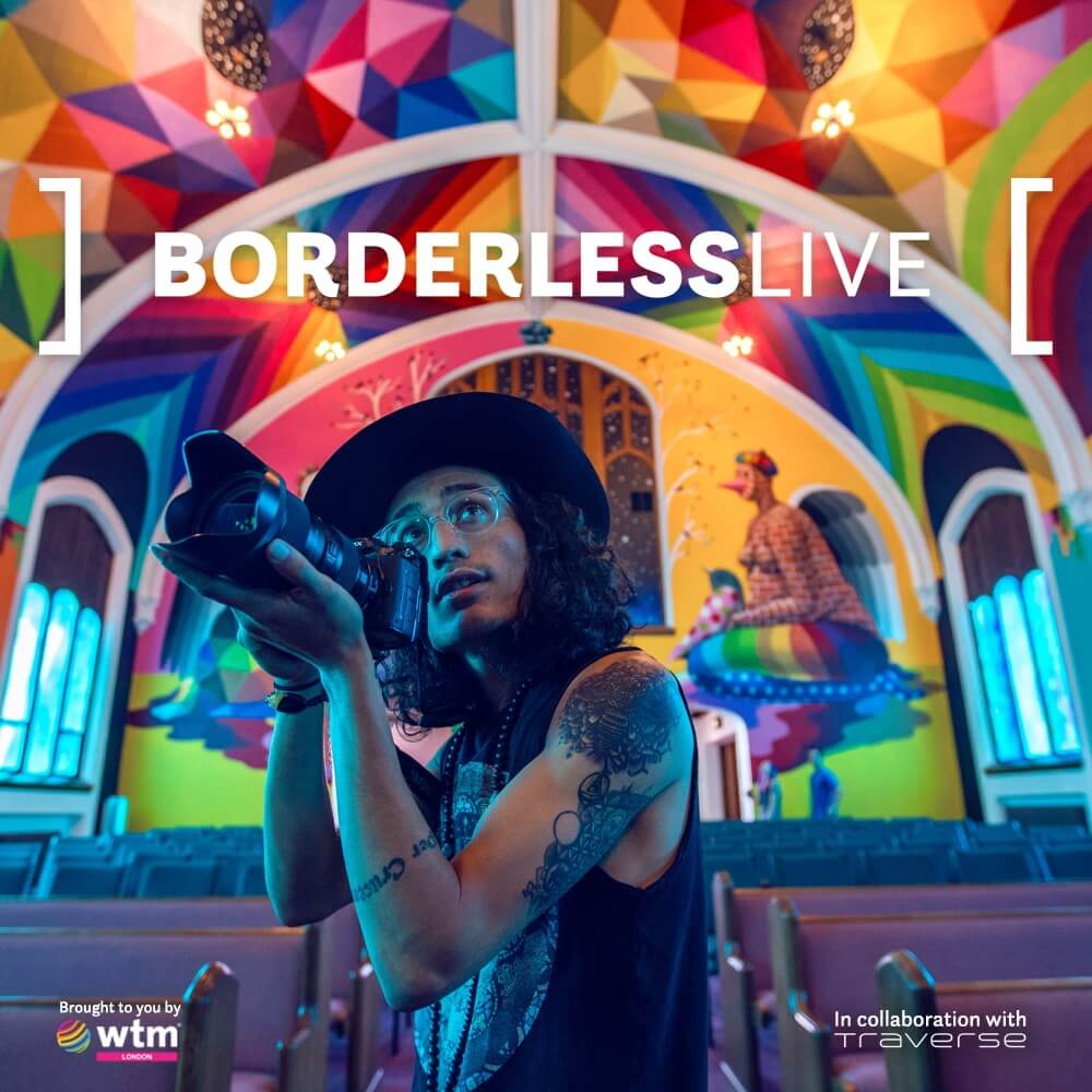 The Travel Industry Is Days Away From Celebrating The Inaugural BorderlessLive