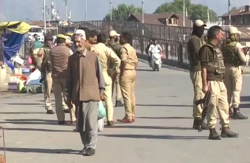 Safe for tourism? 8 people wounded in grenade attack in tourist Kashmir