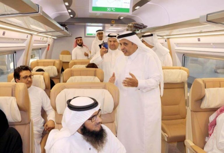 Russia to modernize and expand Saudi Arabia's railway network