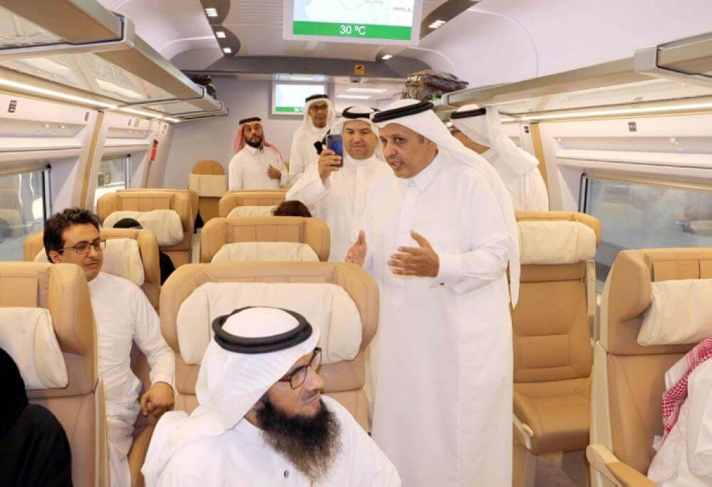 Russia to modernize and expand Saudi Arabia's railway network