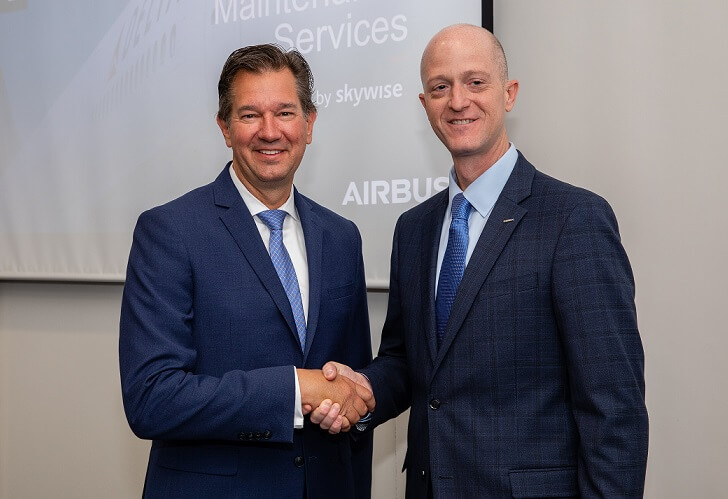 Delta Air Lines and Airbus form digital alliance