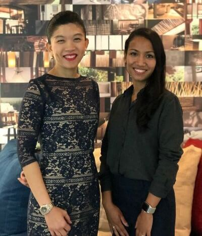 Sala Hospitality Group appoints two senior female Asian executives