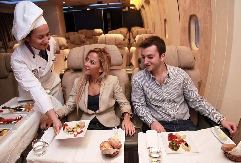 IATA: Rising air traffic, quality food demand drive in-flight ...