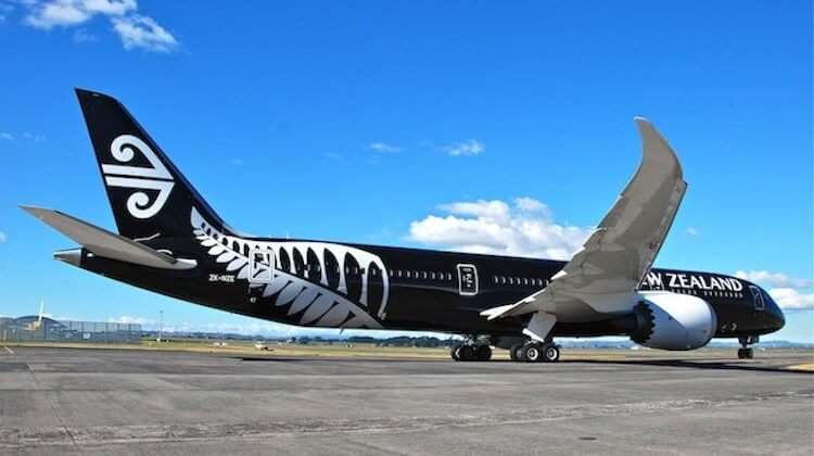 United Airlines and Air New Zealand launch nonstop Newark-Auckland flight