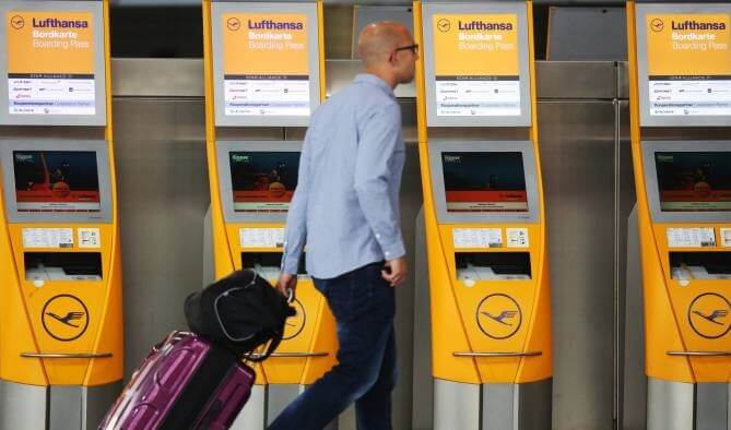 Lufthansa expands luggage-free Economy Light Fare to Africa, Asia, Middle East, South America