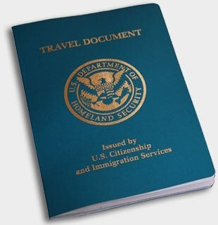 USCIS begins producing security-enhanced travel documents