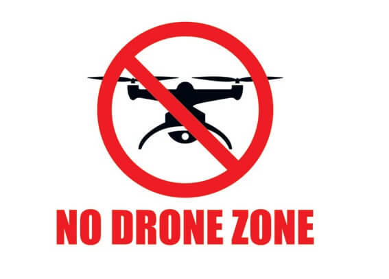 FAA bans drones over more federal facilities