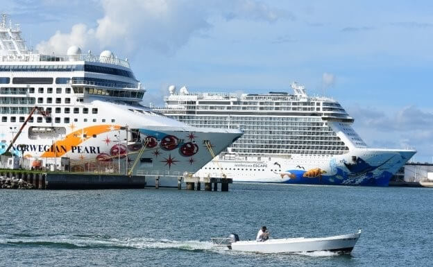 Port Canaveral: 38 more port calls in last two months of 2019