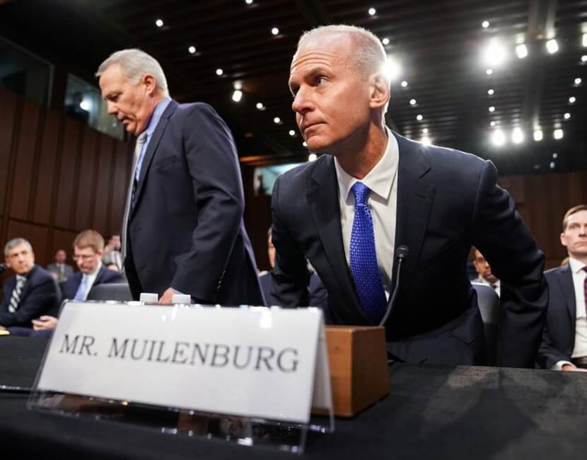 US Senate: Boeing put profits before safety in 737 MAX disaster