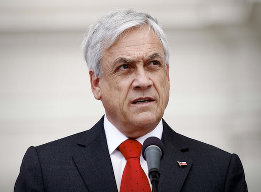 Chile cancels APEC Summit, UN climate conference over protest violence