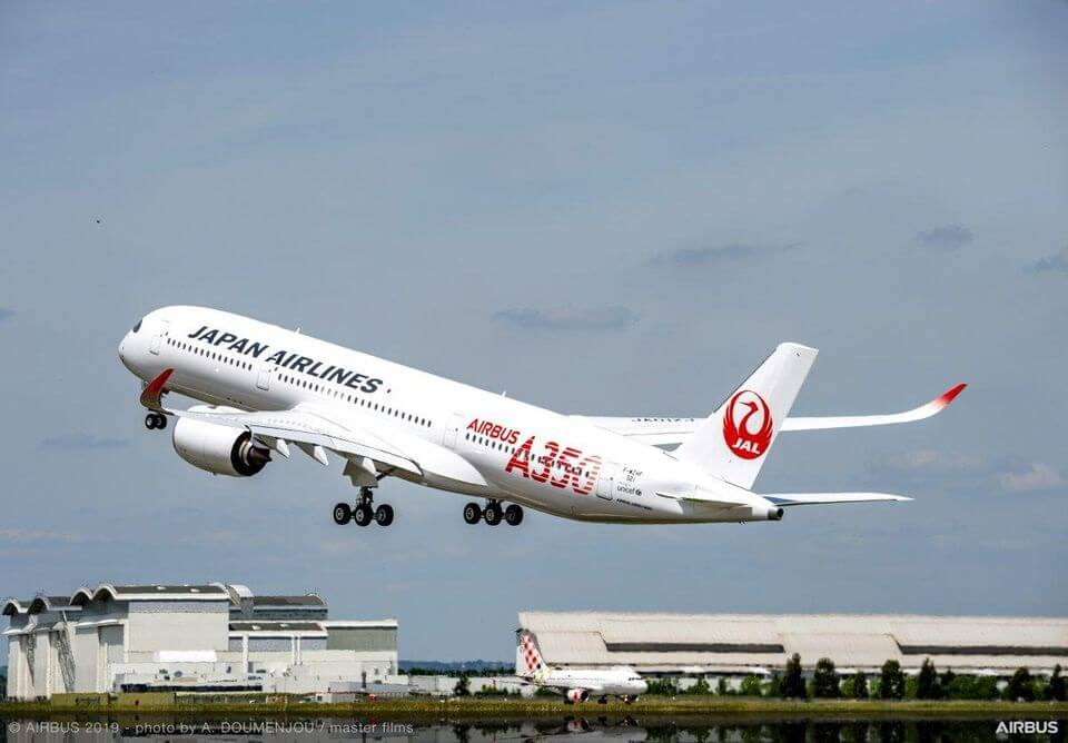 Japan Airlines announces international network expansion