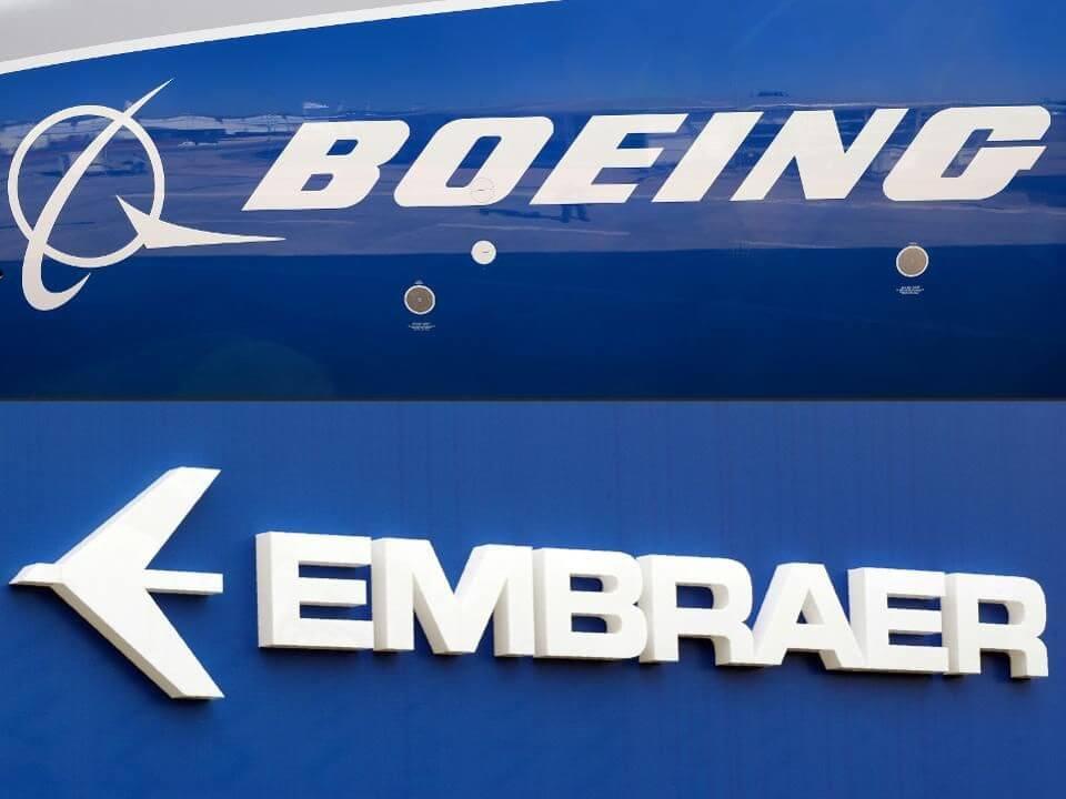 Boeing and Embraer establish strategic partnership