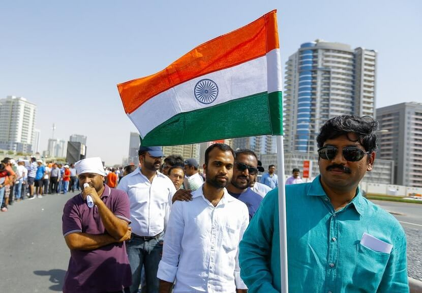 Tourists from India to UAE set to reach 3.3 million by 2023