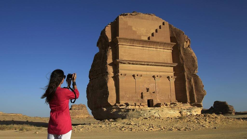 24,000 foreign tourists visited Saudi Arabia since country opened to tourism
