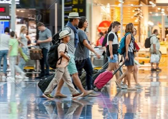 Strong US domestic leisure travel carries weaker business, international travel