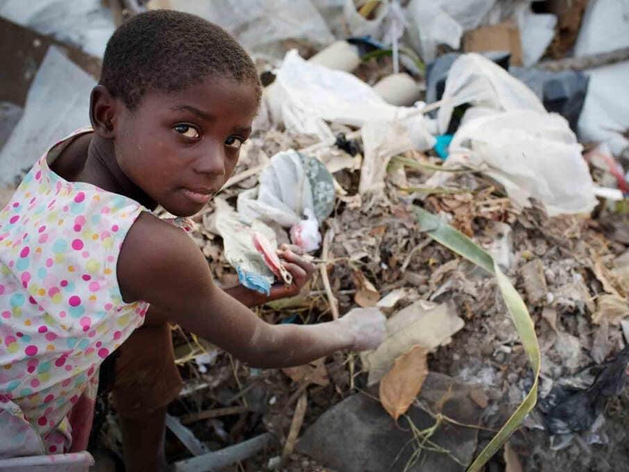World Bank: 90 percent of world's poor will live in Africa by 2030