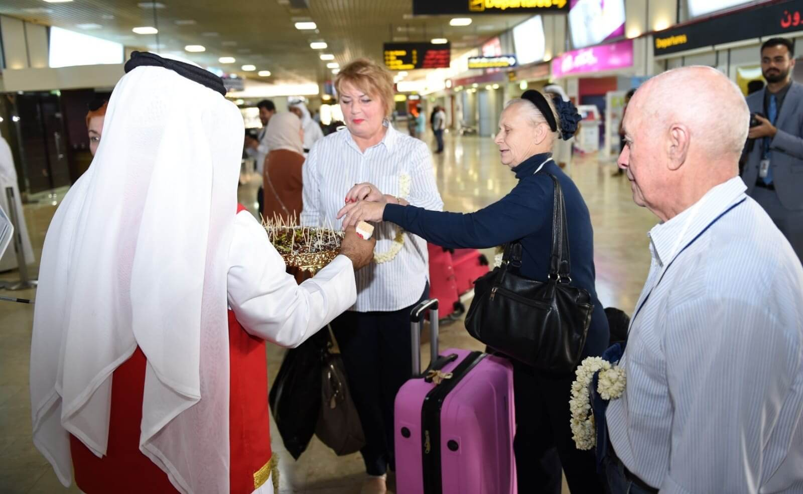 Moscow – Bahrain Flights: Bahrhain Tourism welcomes new charter