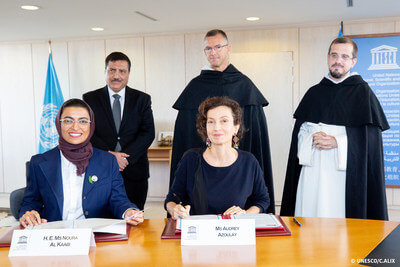 UAE and UNESCO partnership: Restoring historic churches in Iraq