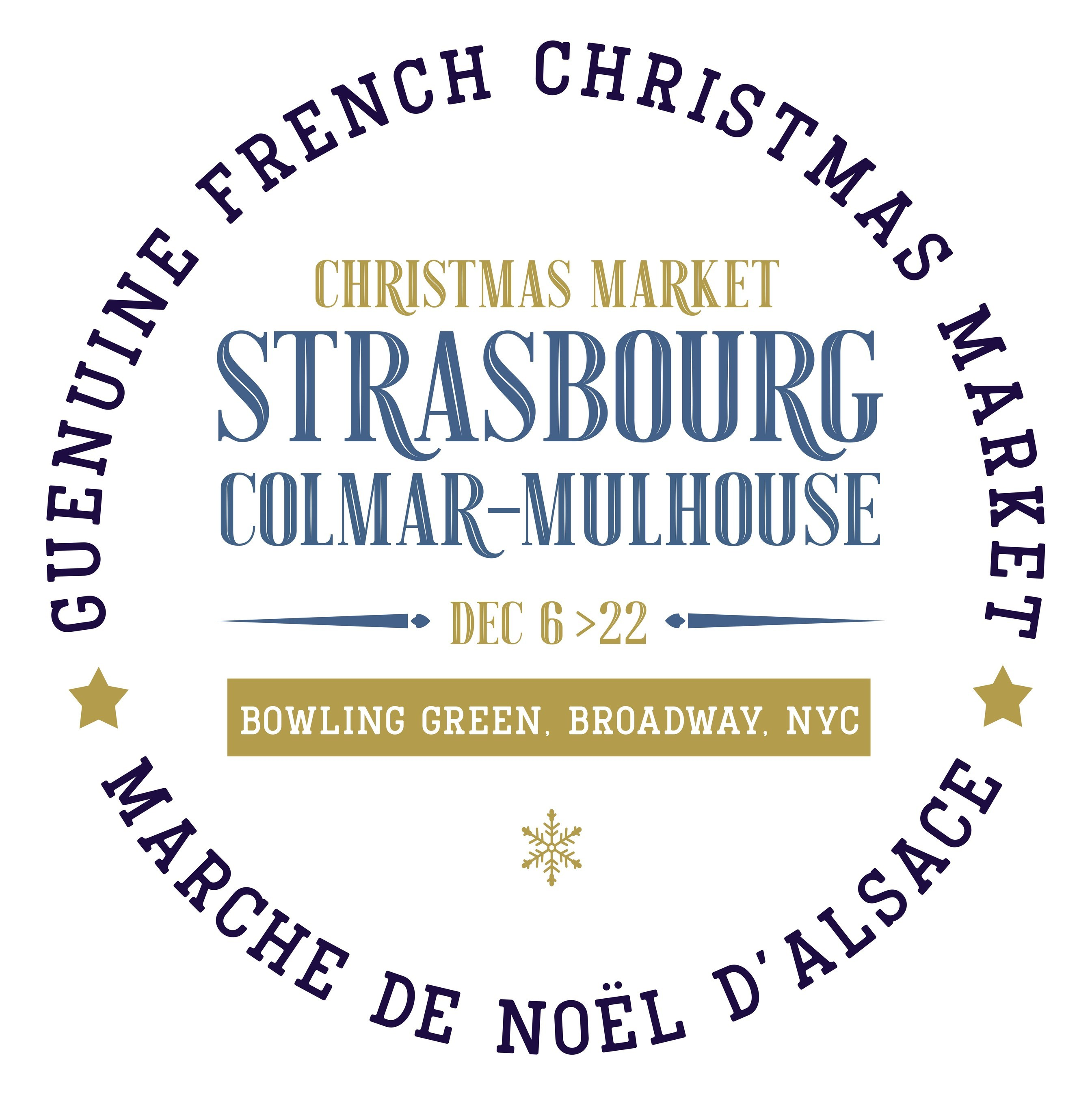 Alsace bring French Christmas magic to New York City