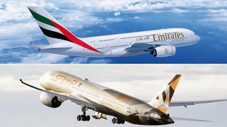 Emirates or Etihad? Etihad Airways best according to the U.S. Government