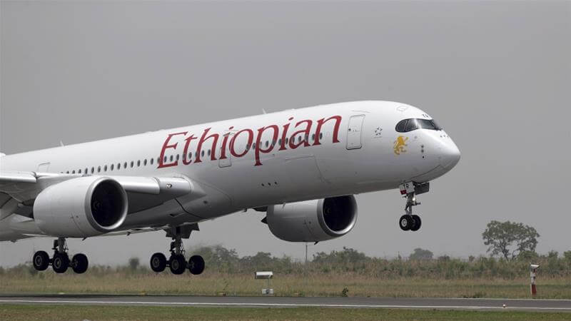Ethiopian Airlines back on track to Athens