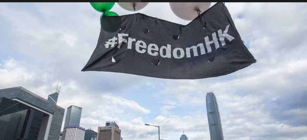 Protest Tourism to Hong Kong?