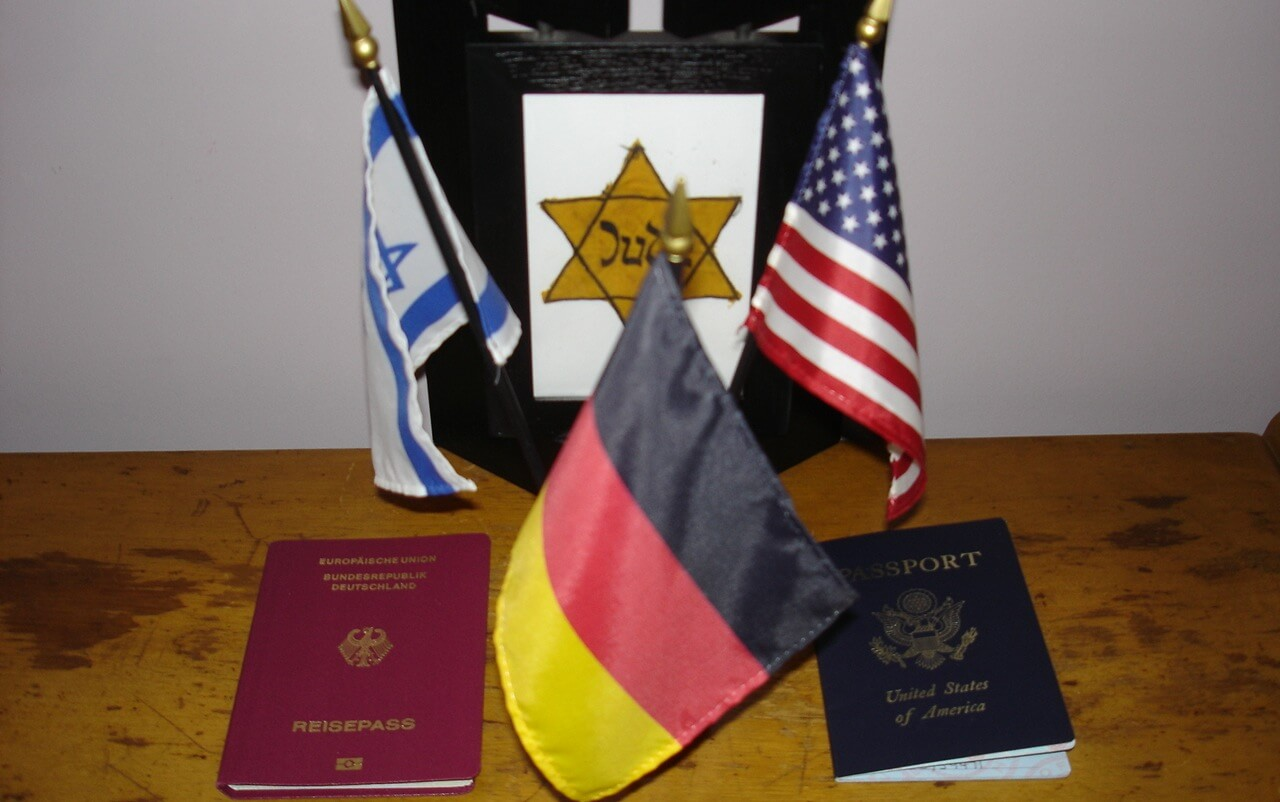A German American view on Yom Kippur and the Synagogue Attack in Halle