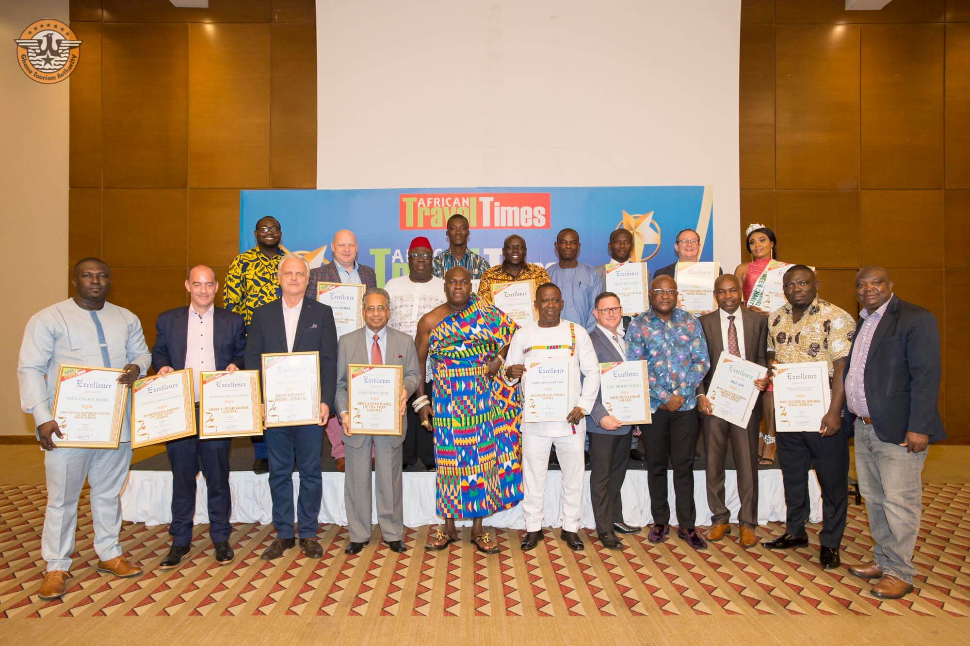 African Travel Times holds 2019 Awards