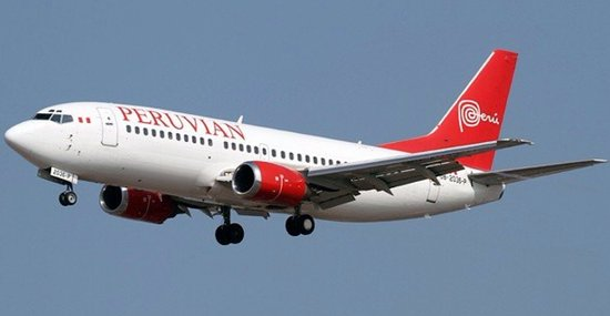 Peruvian Airlines stopped operation with bank accounts frozen