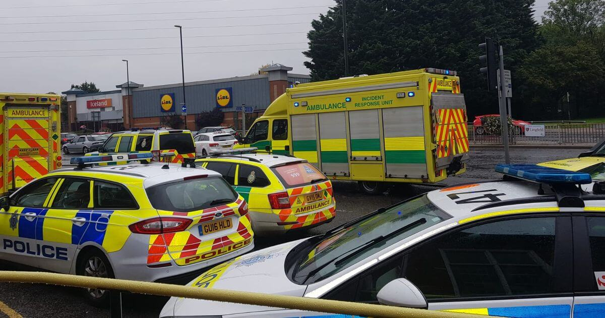 Southern Rail Travel Chaos: Person hit by train