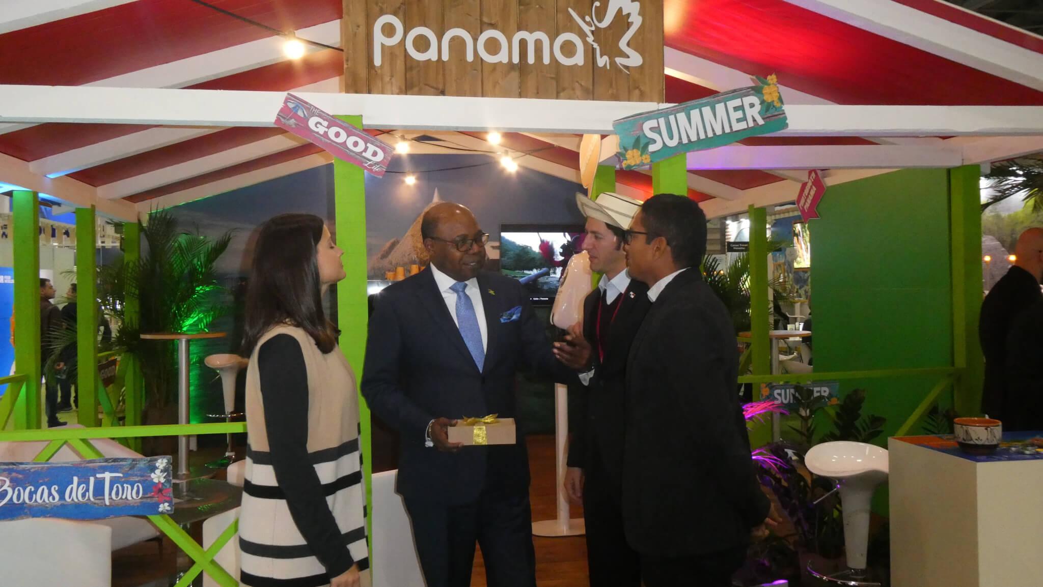 Jamaica and Panama to establish multi-destination arrangement, says Minister Bartlett