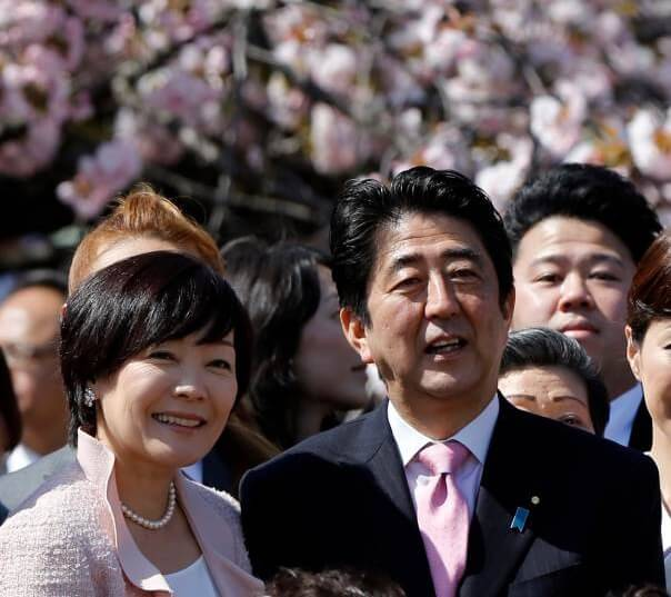 Japan cancels next year's government-funded cherry blossom party