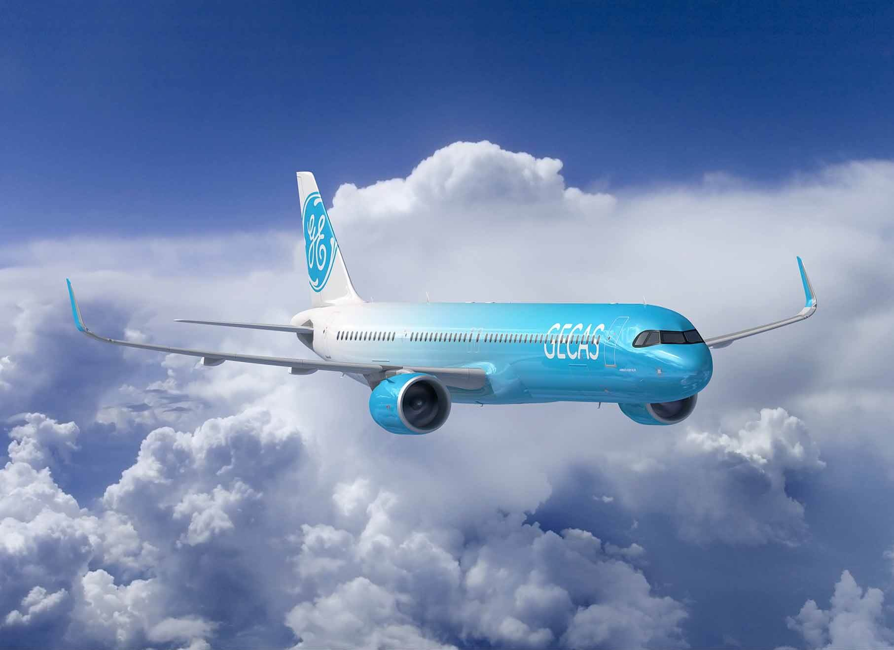 GECAS orders 32 Airbus aircraft at Dubai Airshow 2019
