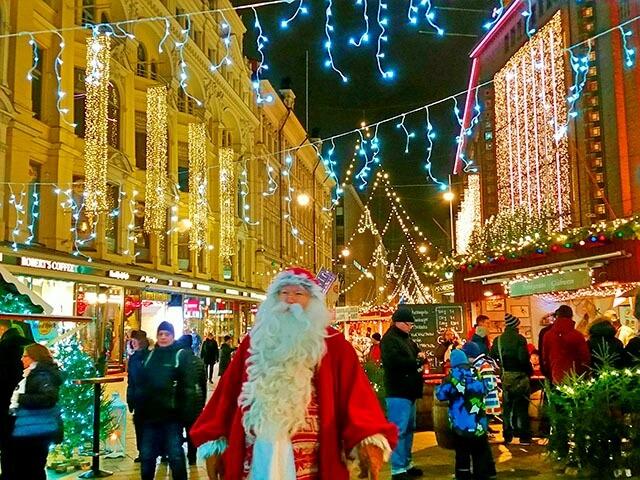 Helsinki, Budapest and Bucharest are top EU Christmas travel destinations