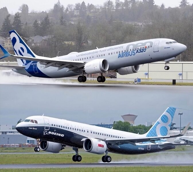 Airbus A320 dethrones Boeing 737 as world's best-selling jet