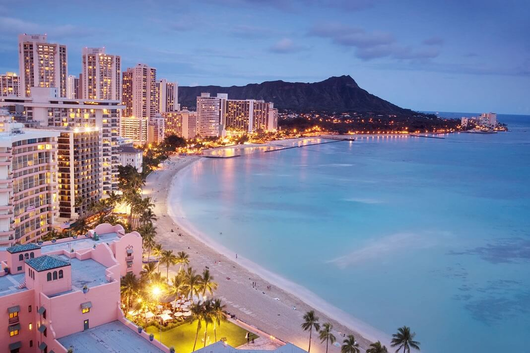Hawaii hotels: Occupancy and revenue up in October