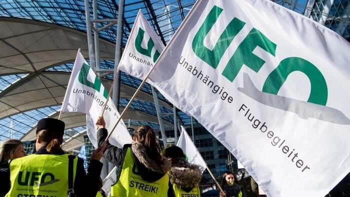 Lufthansa withdraws complaint against Ufo union | BUZZ.travel breaking news