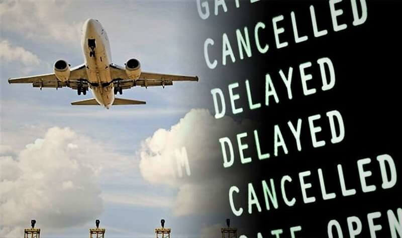 Hundreds of flights cancelled, thousands stranded by Italy and Finland air strikes