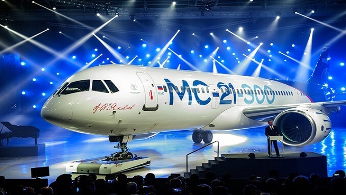 Russia to produce 72 new MC-21 passenger planes a year by 2025