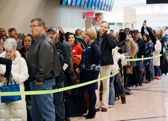 Delta expects 2% increase in passengers from last year's Thanksgiving week