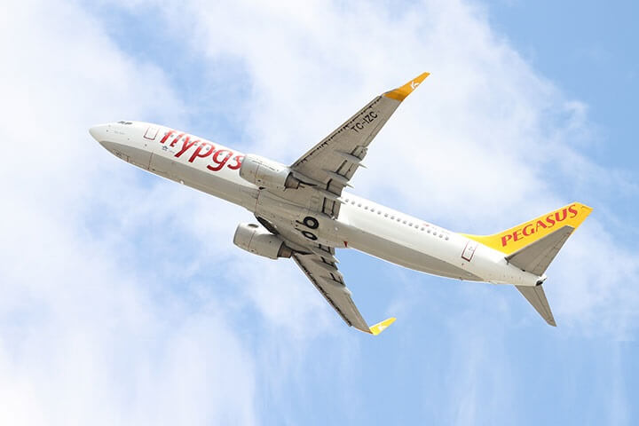 IATA: Turkey's Pegasus Airlines signs up to '25by2025' pledge