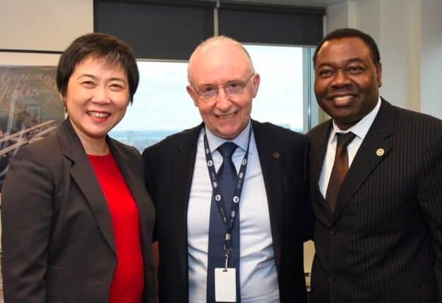 International Civil Aviation Organization Council announces new President
