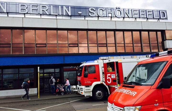 Flights grounded: WWII bomb shuts down Berlin-Schoenefeld airport