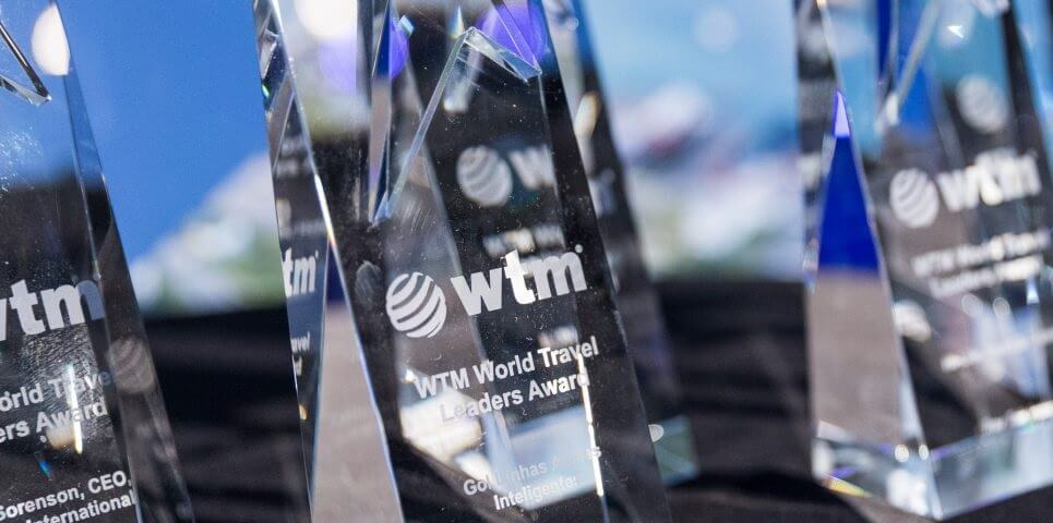 WTM: London honors the very best in travel industry